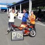 ミニバイク最高! MR150ではじめてのレース&佐賀カップ