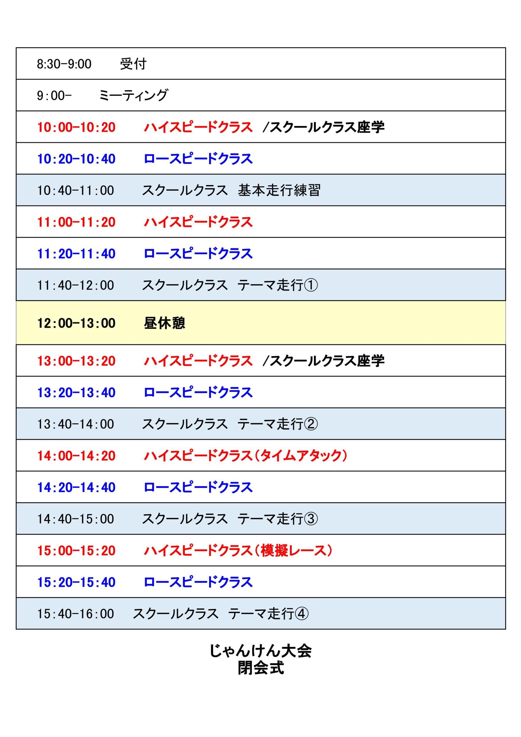 """<span class=""""title"""">重要 8/10 参加者必読!</span>"""